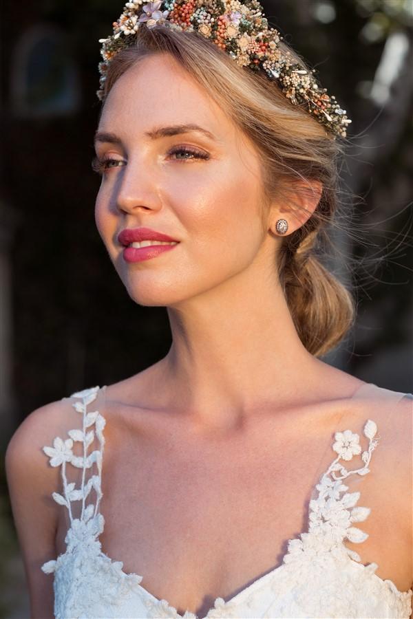 Viste a tu gusto y mantén ese look original en tu día de boda